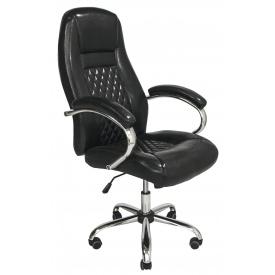 Кресло Ричман Флоренция 630х700 мм глянец черный
