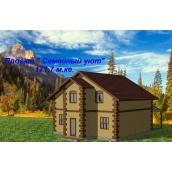 Проект канадского дома из СИП-панелей Семейный уют 171,7 м2