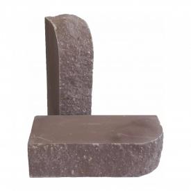 Кирпич облицовочный РуБелЭко полнотелый 230х100х65 мм шоколад (КСЛТ-С5)