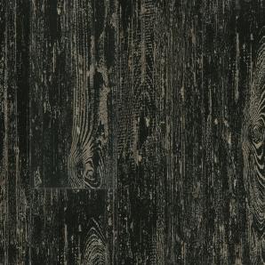 ПВХ плитка LG Hausys Decotile DSW 2367 0,3 мм 920х180х3 мм Сосна окрашенная черная