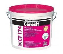 Штукатурка декоративная Ceresit CT 174 1,5 мм 25 кг