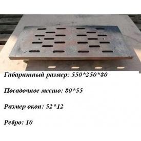 Колосник 550x250 мм