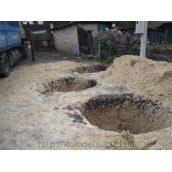 Монтаж каналізації для заміського будинку