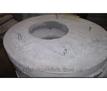 Крышка колодезного кольца 1 ПП 15-2 1680x150 мм