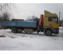 Вантажне перевезення цегли