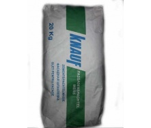 Шпаклевка цементная Knauf Фасаденшпахтель 20 кг белая
