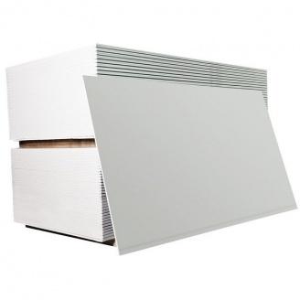 Гіпсокартон стіновий Knauf 12,5 мм 2х1,2 м