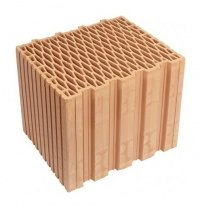 Блок керамический HELUZ Family 30 247x300x249 мм
