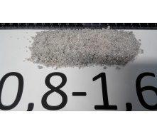 Пісок кварцовий 0,8-1,6 мм
