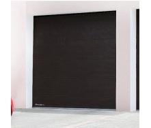 Гаражные секционные ворота DoorHan RSD01 с пружинами растяжения 2500х2115 мм