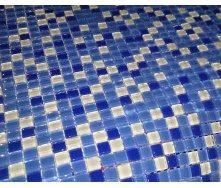 Мозаика стеклянная VIVACER MixL 01 30x30 cм