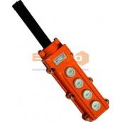 Пост тельферный ElectrO ПКТ на 4 кнопки IP54