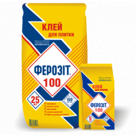 Клей Ферозіт 100 25 кг (4079)