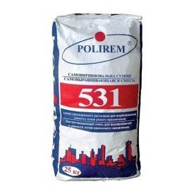 Самовыравнивающаяся смесь POLIREM 531 25 кг