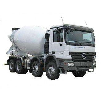Бетон П4 В30 F200 W8 М400
