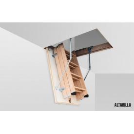 Чердачная лестница Altavilla Termo 3s 120х70 см