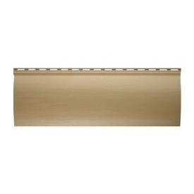 Сайдинг вініловий Альта-Профіль BlockHouse однопереломний 3100х200 мм золотистий