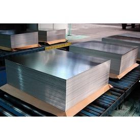Лист холоднокатаний сталевий 1,5х1250х2500 мм