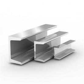 Швелер гарячекатаний сталевий 24 мм 12,05 м