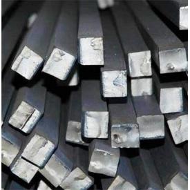 Квадрат сталевий гарячекатаний 20х20 мм 6 м