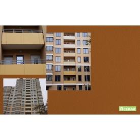 Фіброцементні плити Cedar - для навісних вентильованих фасадів 1200x3000 color S 2020-Y30R