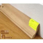 Плинтус классический Файні Підлоги дуб 28х45 мм