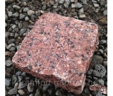Брусчатка колотая Лезники 10х10х5 см