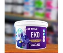 Краска акриловая фасадная EKO CONTACT атмосферостойкая 7 кг