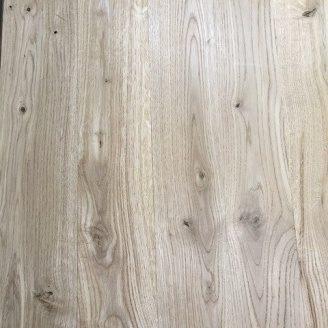 Доска массивная Файні Підлоги дуб Кантри фаска 15х100х1100 мм лак прозрачный