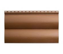 Сайдинг акриловий Альта-Профіль BlockHouse двухпереломний 3100х320 мм дуб світлий