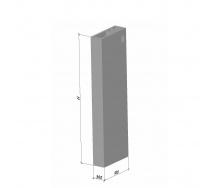 Вентиляционный блок ВБ 28 ТМ «Бетон от Ковальской» 910х300х2780 мм