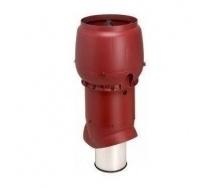 Вентиляционный выход VILPE XL-200/ИЗ/700 200х700 мм красный