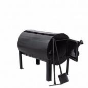 Твердотопливная печь Спецпромэнерго-1 Брест 150 60 м2