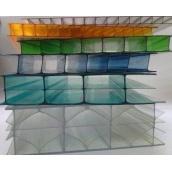Полікарбонат ТитанПласт для теплиці 4 мм прозорий