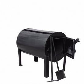 Твердотопливная печь Спецпромэнерго-1 Брест 200 80 м2