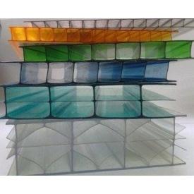 Поликарбонат ТитанПласт для теплицы 4 мм прозрачный