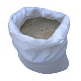 Кар'єрний пісок будівельний 2 мм мішок 30 кг