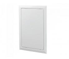 Ревизионные дверцы Домовент Л150/200 ABS пластик 217х167 мм
