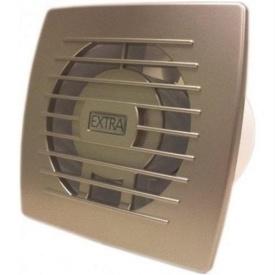 Вентилятор витяжний Europlast Extra E 100 19 Вт 100 м3/год 100х130х140 мм золотистий