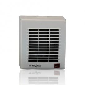 Вентилятор відцентровий накладний Soler&Palau EB 100 S 30 Вт 110 м3/год 156х179 мм