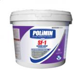Фасадная краска Polimin АF-1 база А акриловая 14 кг белый