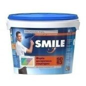 Краска структурная SMILE SD-53 модифицированная 16 кг