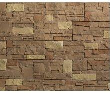 Плитка бетонная Einhorn под декоративный камень МАРКХОТ-160, 125Х250Х25 мм
