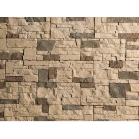 Плитка бетонна Einhorn під декоративний камінь МАРКХОТ-1085, 125Х250Х25 мм