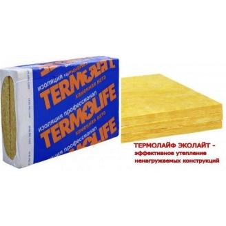 Базальтовая вата ТМ Termolife Эко Лайт 50 мм 30 кг/м3