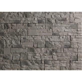 Плитка бетонная Einhorn под декоративный камень МАРКХОТ-109 125Х250Х25 мм
