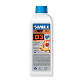 Клей SMILE D3 3 кг