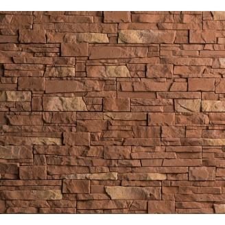 Плитка бетонная Einhorn под декоративный камень Небуг-17 100x250x25 мм