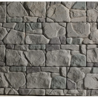 Плитка бетонная Einhorn под декоративный камень Мезмай-109 140x250x30 мм