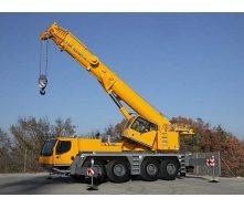 Аренда автокран Liebherr 90 тонн 1090